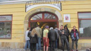 Výstava Sametová revoluce v Jaroměři