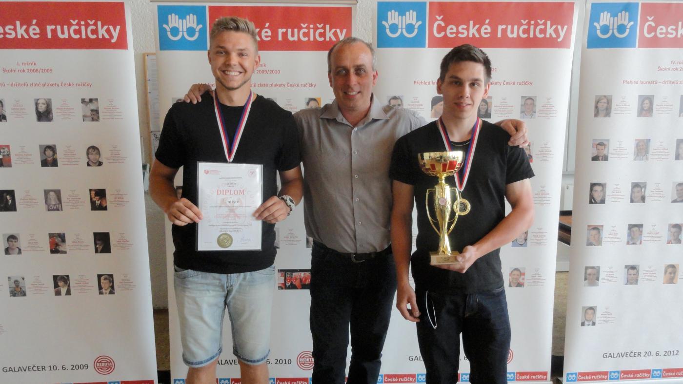 Mistrovství ČR smezinárodní účastí vsoutěži odborných dovedností oboru vzdělávání Tesař