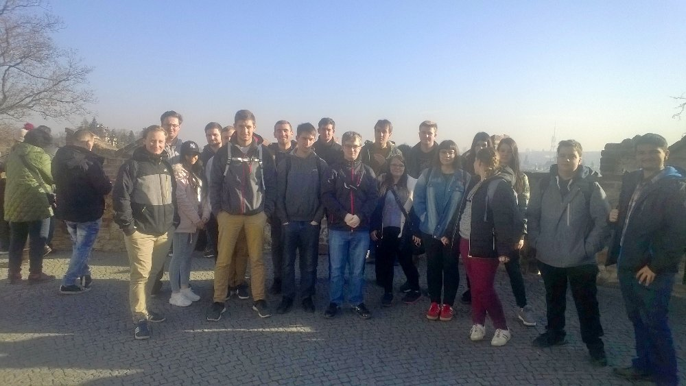 Exkurze do ČNB v Praze